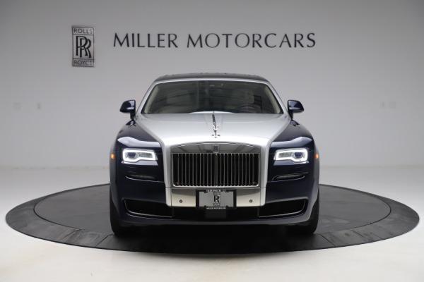 Used 2015 Rolls-Royce Ghost for sale $157,900 at Maserati of Westport in Westport CT 06880 2