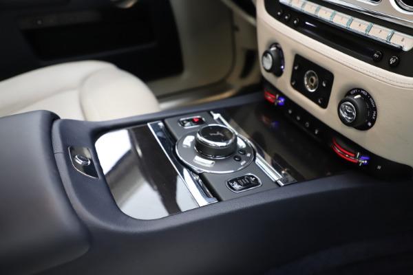 Used 2015 Rolls-Royce Ghost for sale $157,900 at Maserati of Westport in Westport CT 06880 22