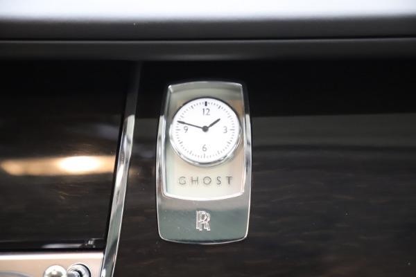 Used 2015 Rolls-Royce Ghost for sale $157,900 at Maserati of Westport in Westport CT 06880 24