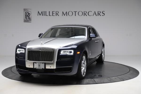 Used 2015 Rolls-Royce Ghost for sale $157,900 at Maserati of Westport in Westport CT 06880 3