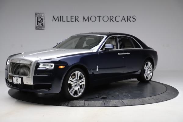 Used 2015 Rolls-Royce Ghost for sale $157,900 at Maserati of Westport in Westport CT 06880 4
