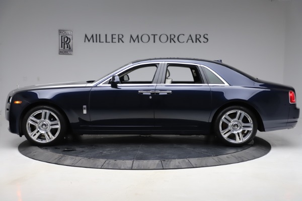 Used 2015 Rolls-Royce Ghost for sale $157,900 at Maserati of Westport in Westport CT 06880 5