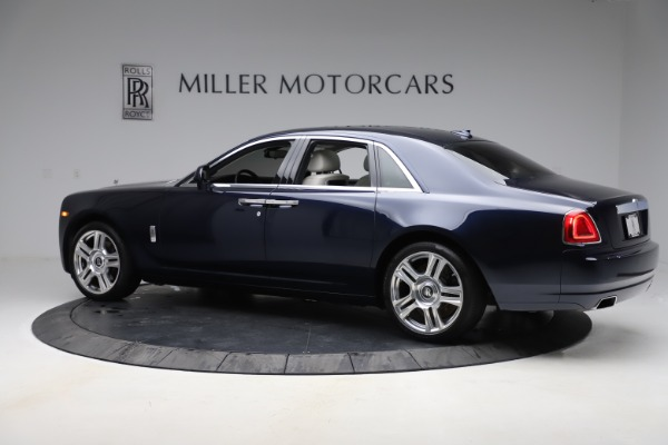 Used 2015 Rolls-Royce Ghost for sale $157,900 at Maserati of Westport in Westport CT 06880 6