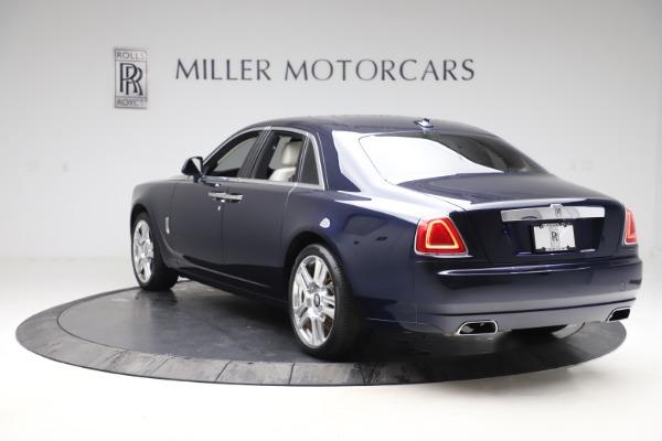 Used 2015 Rolls-Royce Ghost for sale $157,900 at Maserati of Westport in Westport CT 06880 7