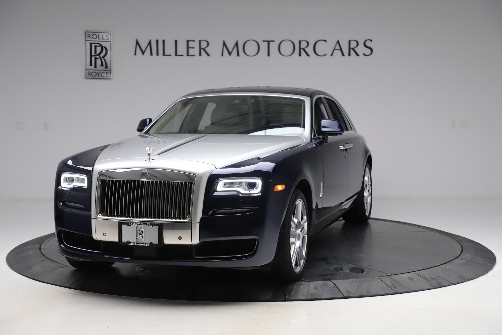Used 2015 Rolls-Royce Ghost for sale $157,900 at Maserati of Westport in Westport CT 06880 1