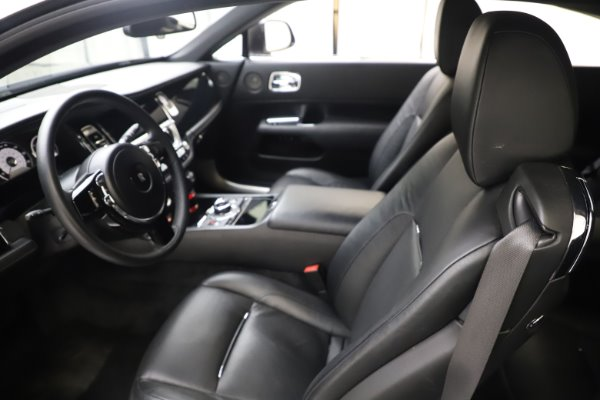 Used 2014 Rolls-Royce Wraith for sale Sold at Maserati of Westport in Westport CT 06880 14