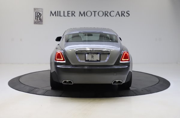 Used 2014 Rolls-Royce Wraith for sale Sold at Maserati of Westport in Westport CT 06880 5