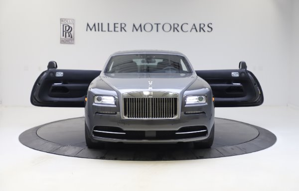 Used 2014 Rolls-Royce Wraith for sale Sold at Maserati of Westport in Westport CT 06880 9