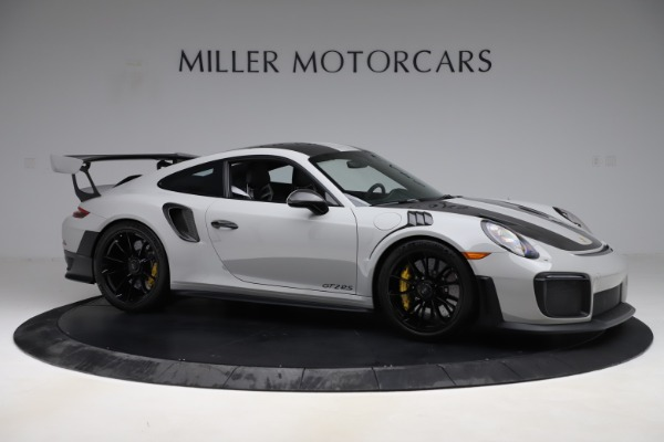 Used 2018 Porsche 911 GT2 RS for sale $349,900 at Maserati of Westport in Westport CT 06880 10
