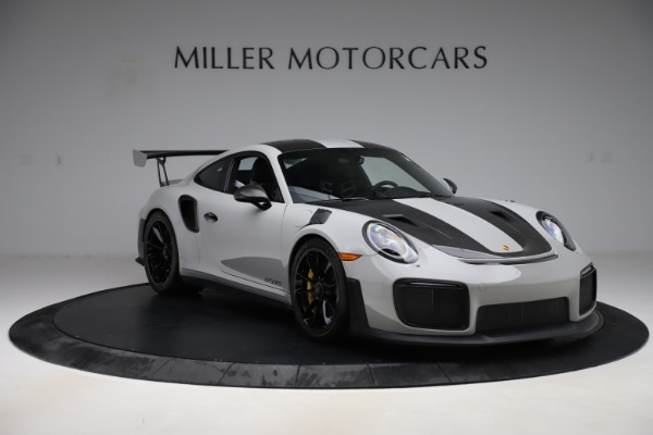Used 2018 Porsche 911 GT2 RS for sale $349,900 at Maserati of Westport in Westport CT 06880 11