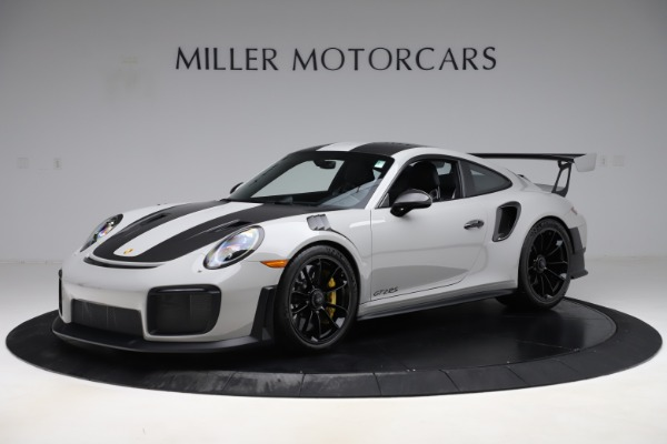 Used 2018 Porsche 911 GT2 RS for sale $349,900 at Maserati of Westport in Westport CT 06880 2