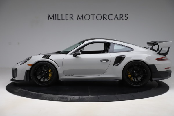 Used 2018 Porsche 911 GT2 RS for sale $349,900 at Maserati of Westport in Westport CT 06880 3