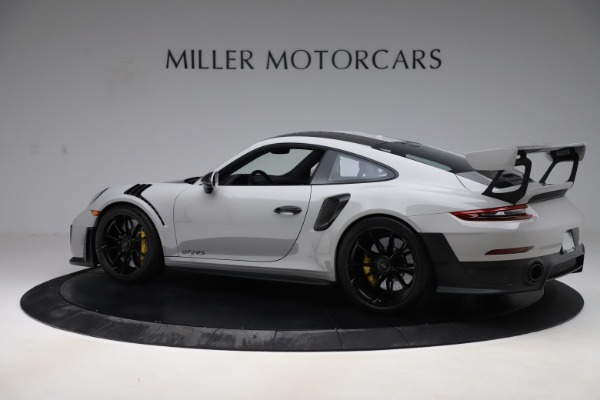 Used 2018 Porsche 911 GT2 RS for sale $349,900 at Maserati of Westport in Westport CT 06880 4