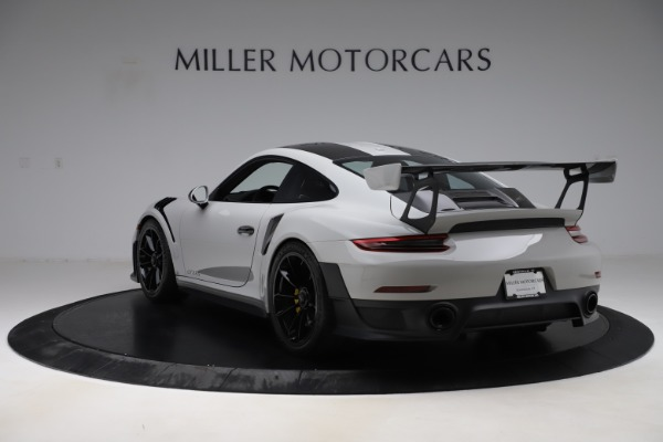 Used 2018 Porsche 911 GT2 RS for sale $349,900 at Maserati of Westport in Westport CT 06880 5