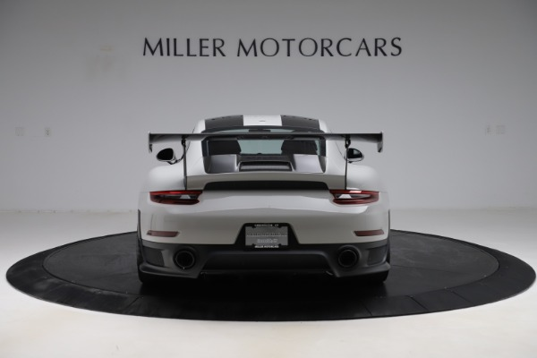 Used 2018 Porsche 911 GT2 RS for sale $349,900 at Maserati of Westport in Westport CT 06880 6