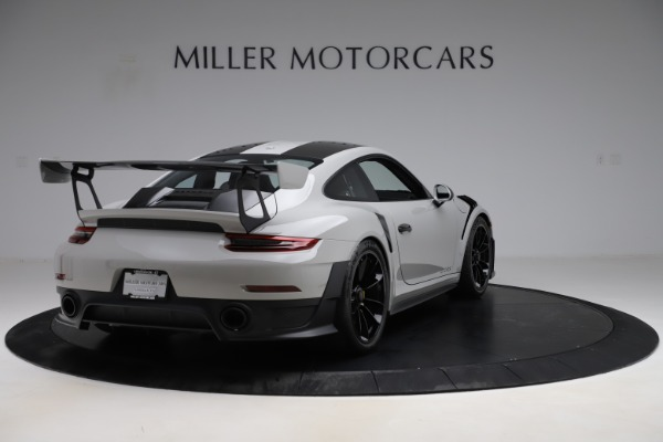 Used 2018 Porsche 911 GT2 RS for sale $349,900 at Maserati of Westport in Westport CT 06880 7