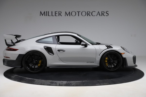 Used 2018 Porsche 911 GT2 RS for sale $349,900 at Maserati of Westport in Westport CT 06880 9