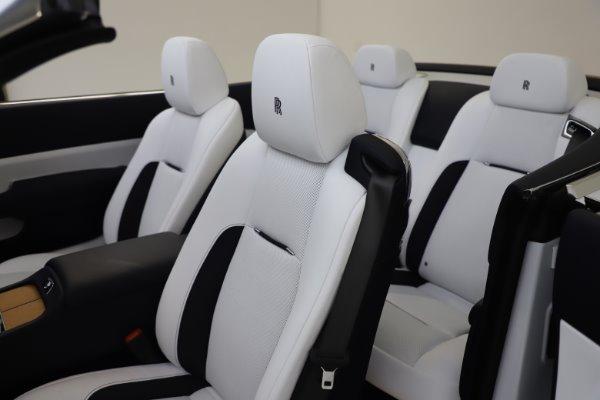 New 2020 Rolls-Royce Dawn for sale $401,175 at Maserati of Westport in Westport CT 06880 27