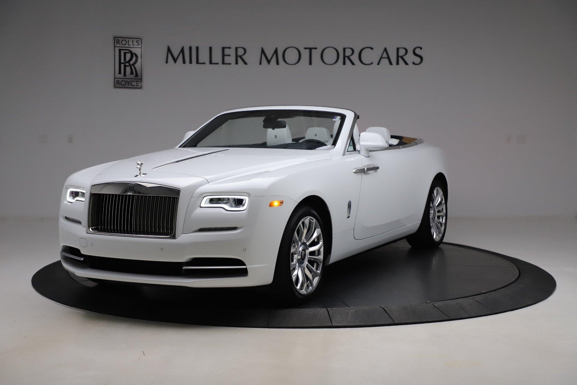 New 2020 Rolls-Royce Dawn for sale $401,175 at Maserati of Westport in Westport CT 06880 1