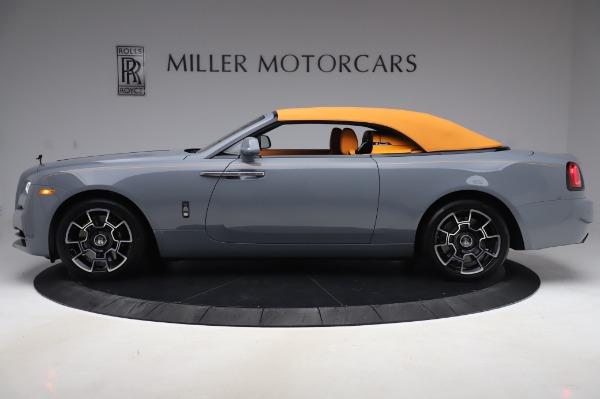 New 2020 Rolls-Royce Dawn Black Badge for sale Sold at Maserati of Westport in Westport CT 06880 11