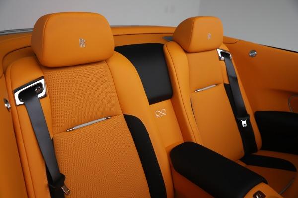 New 2020 Rolls-Royce Dawn Black Badge for sale Sold at Maserati of Westport in Westport CT 06880 18