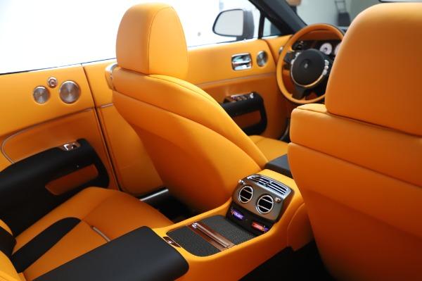 New 2020 Rolls-Royce Dawn Black Badge for sale Sold at Maserati of Westport in Westport CT 06880 19