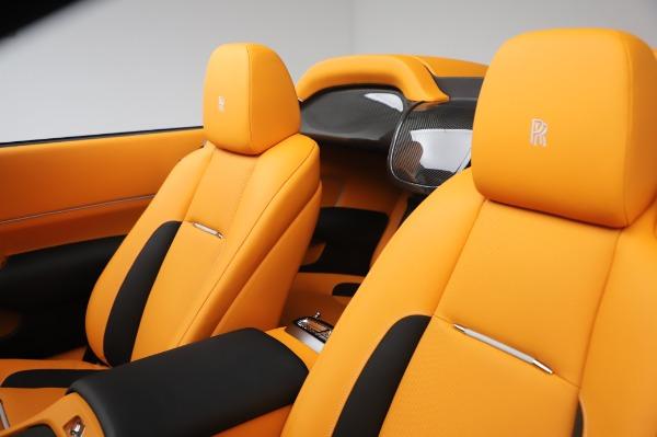 New 2020 Rolls-Royce Dawn Black Badge for sale Sold at Maserati of Westport in Westport CT 06880 21