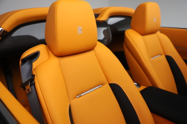New 2020 Rolls-Royce Dawn Black Badge for sale Sold at Maserati of Westport in Westport CT 06880 22