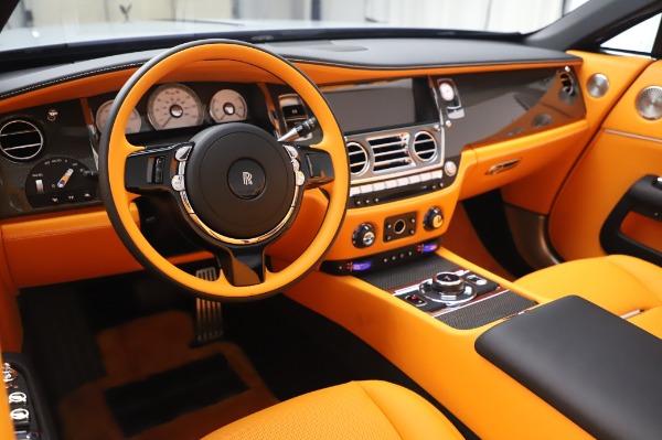 New 2020 Rolls-Royce Dawn Black Badge for sale Sold at Maserati of Westport in Westport CT 06880 23