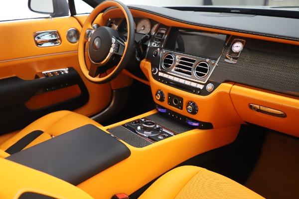 New 2020 Rolls-Royce Dawn Black Badge for sale Sold at Maserati of Westport in Westport CT 06880 24