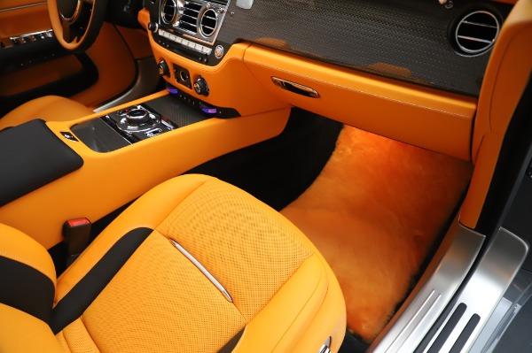 New 2020 Rolls-Royce Dawn Black Badge for sale Sold at Maserati of Westport in Westport CT 06880 26