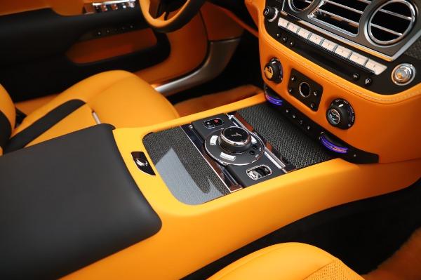 New 2020 Rolls-Royce Dawn Black Badge for sale Sold at Maserati of Westport in Westport CT 06880 27
