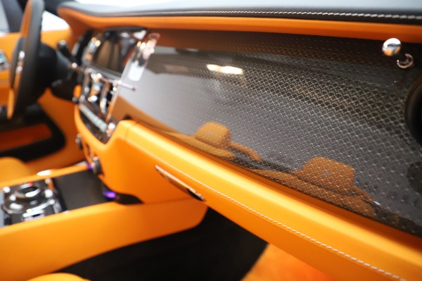 New 2020 Rolls-Royce Dawn Black Badge for sale Sold at Maserati of Westport in Westport CT 06880 28