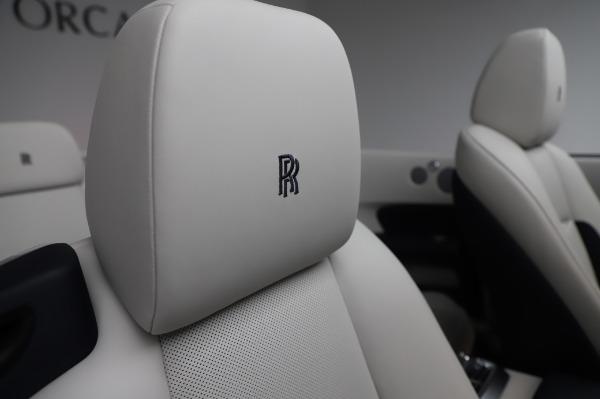 New 2020 Rolls-Royce Dawn for sale $384,875 at Maserati of Westport in Westport CT 06880 27