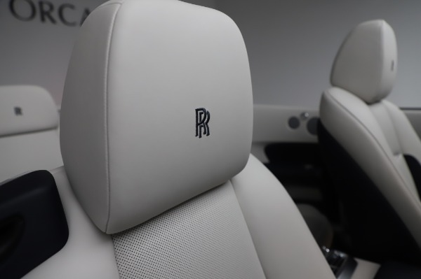 Used 2020 Rolls-Royce Dawn for sale $399,900 at Maserati of Westport in Westport CT 06880 27