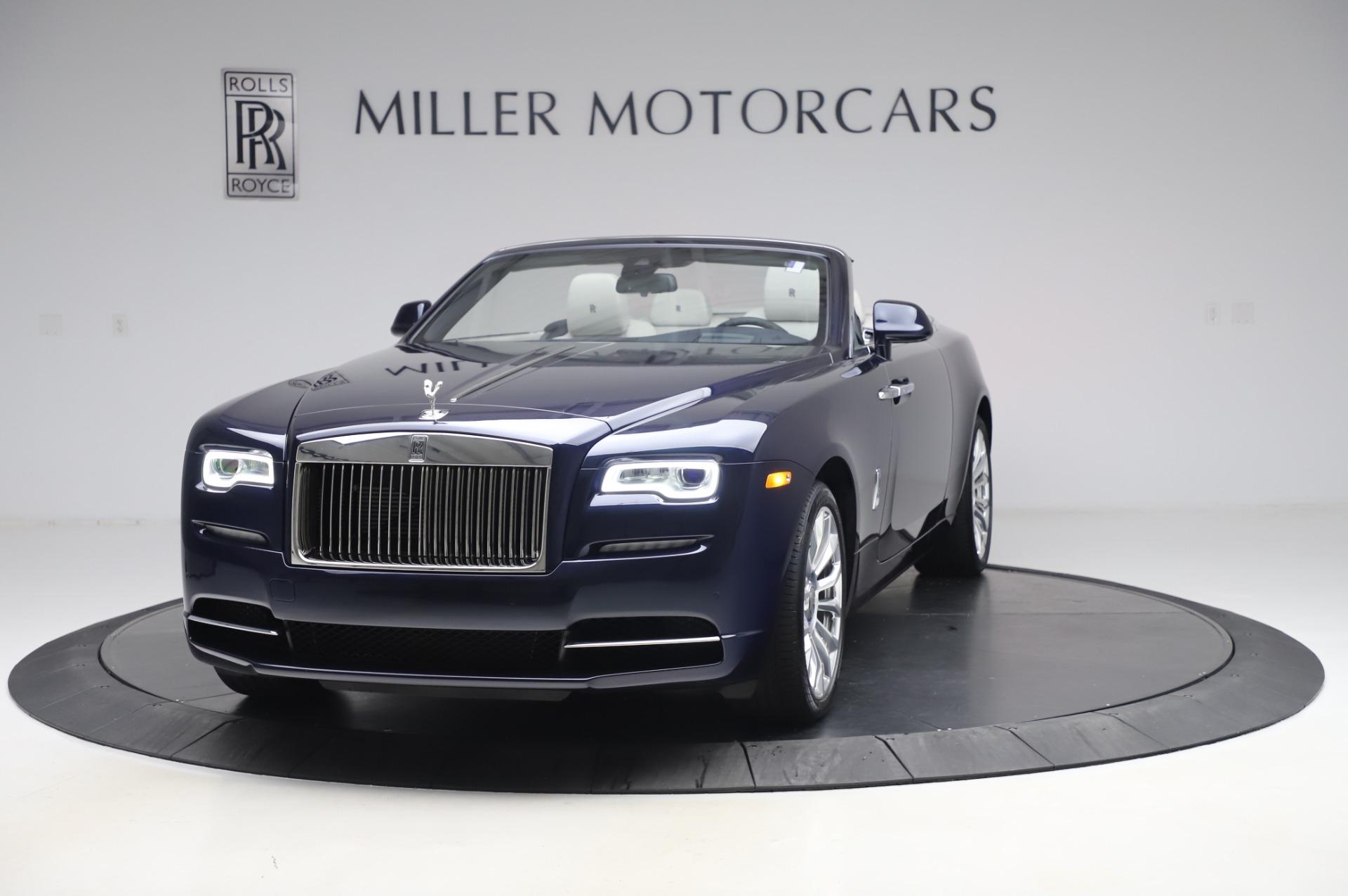 New 2020 Rolls-Royce Dawn for sale $384,875 at Maserati of Westport in Westport CT 06880 1