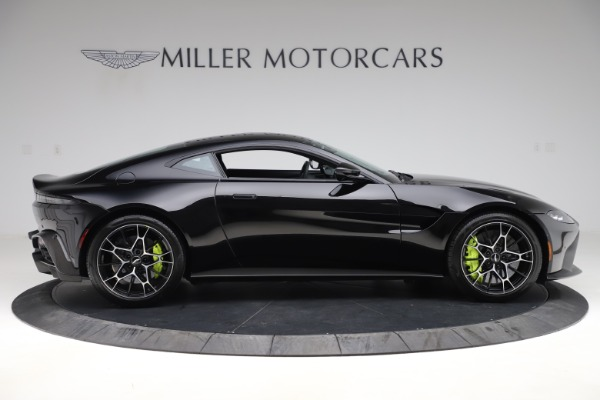 New 2020 Aston Martin Vantage AMR Coupe for sale $191,931 at Maserati of Westport in Westport CT 06880 10