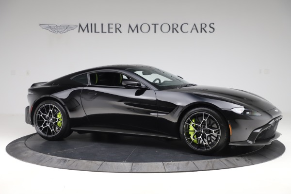 New 2020 Aston Martin Vantage AMR Coupe for sale $191,931 at Maserati of Westport in Westport CT 06880 11