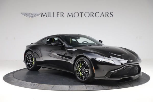 New 2020 Aston Martin Vantage AMR Coupe for sale $191,931 at Maserati of Westport in Westport CT 06880 12