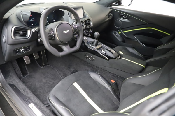 New 2020 Aston Martin Vantage AMR Coupe for sale $191,931 at Maserati of Westport in Westport CT 06880 13