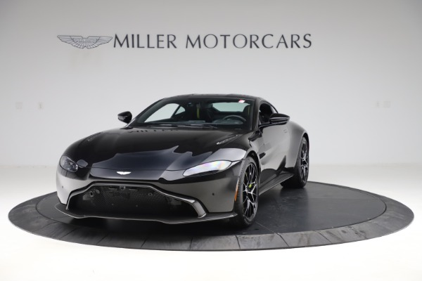 New 2020 Aston Martin Vantage AMR Coupe for sale $191,931 at Maserati of Westport in Westport CT 06880 3