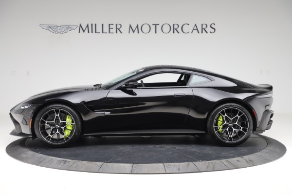 New 2020 Aston Martin Vantage AMR Coupe for sale $191,931 at Maserati of Westport in Westport CT 06880 4