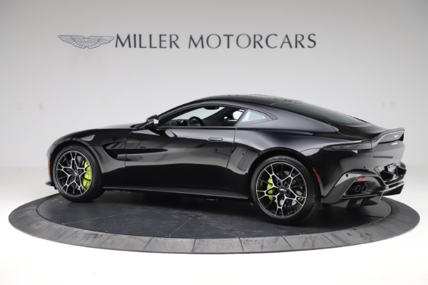 New 2020 Aston Martin Vantage AMR Coupe for sale $191,931 at Maserati of Westport in Westport CT 06880 5