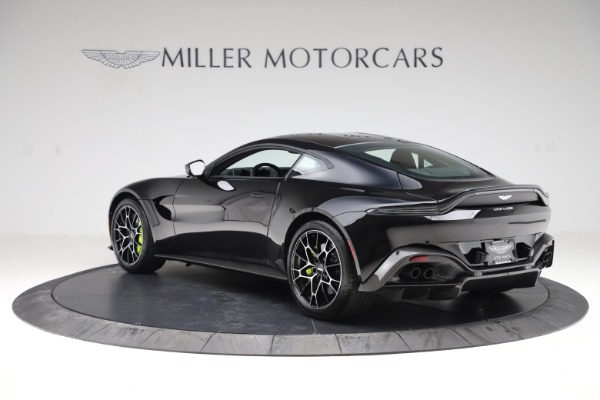 New 2020 Aston Martin Vantage AMR Coupe for sale $191,931 at Maserati of Westport in Westport CT 06880 6