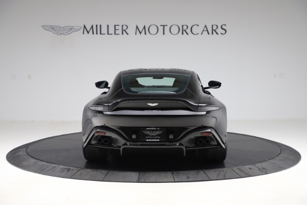 New 2020 Aston Martin Vantage AMR Coupe for sale $191,931 at Maserati of Westport in Westport CT 06880 7