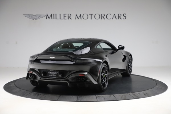 New 2020 Aston Martin Vantage AMR Coupe for sale $191,931 at Maserati of Westport in Westport CT 06880 8