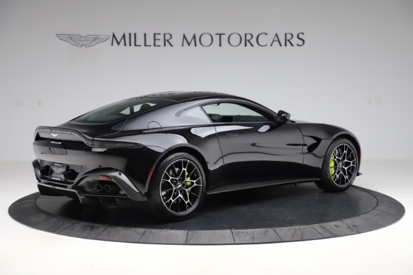 New 2020 Aston Martin Vantage AMR Coupe for sale $191,931 at Maserati of Westport in Westport CT 06880 9