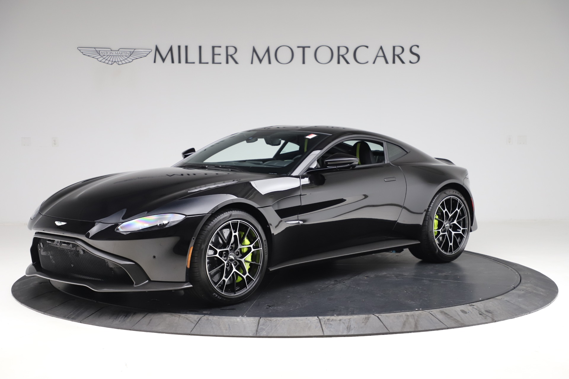New 2020 Aston Martin Vantage AMR Coupe for sale $191,931 at Maserati of Westport in Westport CT 06880 1