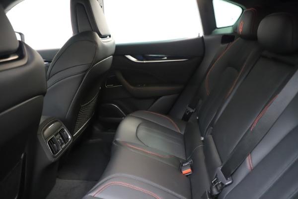 New 2020 Maserati Levante Q4 GranSport for sale $88,885 at Maserati of Westport in Westport CT 06880 19