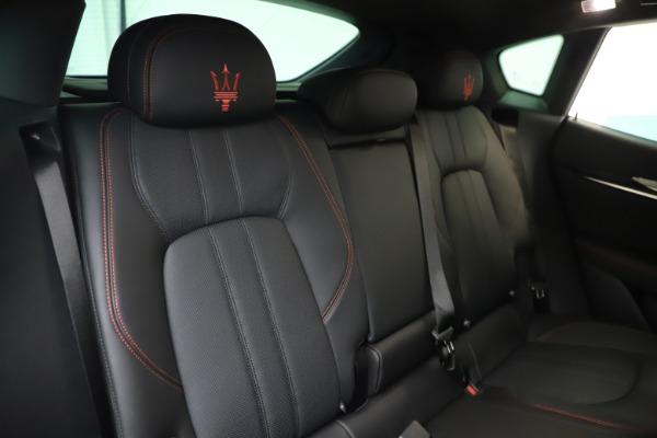 New 2020 Maserati Levante Q4 GranSport for sale $88,885 at Maserati of Westport in Westport CT 06880 26
